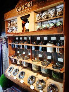 GANORI granola specialty store Yoyogi-Uehara Tokyo