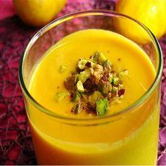 How to Make a Mango Lassi | Recipe | Mango, Indian and How To Make