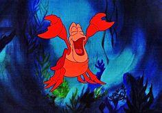 "I got Sebastian! Which ""Little Mermaid"" Character Are You? Lol!!"