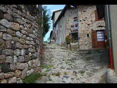 ANTRAIGUES sur VOLANE   -   le village de Jean FERRAT. Jean Ferrat, Le Village, Travel Posters, Air, Countryside, Tube, Traveling, Portraits, Passion