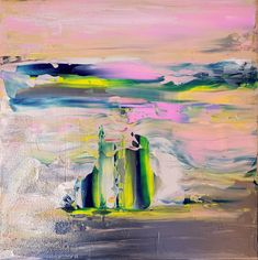 Buy I wish I was there, Acrylic painting by Ivana Olbricht on Artfinder. Pink Painting, Acrylic Painting Canvas, Canvas Art, Abstract Styles, Abstract Art, Original Paintings, Original Art, Wish I Was There, Abstract Expressionism