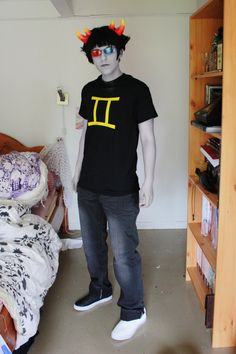 The best Sollux cosplayer I've ever seen, wow!