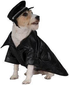 Rubie's Costume Co Biker Pet Costume, Small, Small ** Continue to the product at the image link. (This is an affiliate link and I receive a commission for the sales)