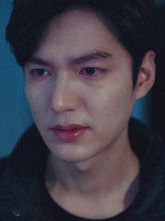 Don't cry  lee min ho   >>>>>>   I don't like seeing sadness