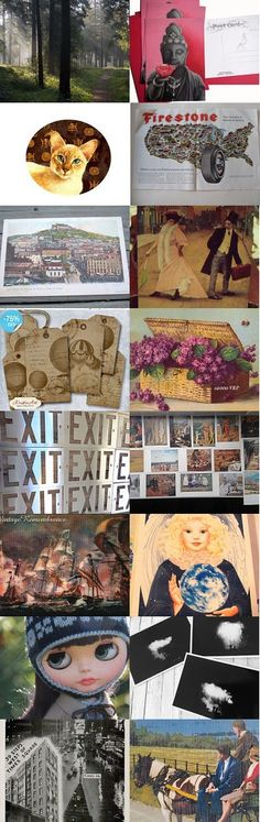 Meet The Members Of The Pacific Postcards Team by Colleen Cornelius on Etsy--Pinned+with+TreasuryPin.com