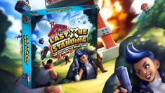 Last One Standing - Up to 8 players find themselves on an ever-shrinking map where they must shoot, move and loot to be the last one standing.