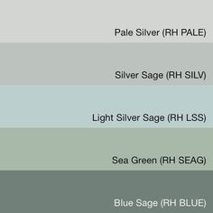 Image Result For Light Silver Sage By Restoration Hardware Silver Sage Paint Silver Sage Exterior Paint Schemes
