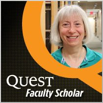 JoAnne Deeken -  Scholar of the Week
