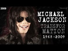 The Transformation of MICHAEL JACKSON 1968-2009 (Live 3D)