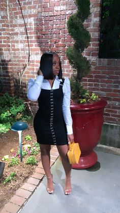 Source by outfits classy date nights Swag Outfits, Dope Outfits, Dressy Outfits, Fall Outfits, Summer Outfits, Fashion Outfits, Fashion Ideas, Black Women Fashion, Look Fashion