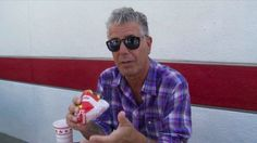Bourdain admits the chain is his favorite restaurant in Los Angeles.