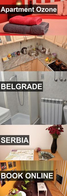 Hotel Apartment Ozone in Belgrade, Serbia. For more information, photos, reviews and best prices please follow the link. #Serbia #Belgrade #ApartmentOzone #hotel #travel #vacation