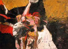 David Richard Gallery Jack  Zajac Deposition II