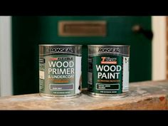 Ronseal 'How to' films - How to paint and protect your exterior door | Michon Creative