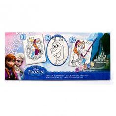 Disney Frozen Drieluik Schilderijset