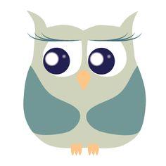 Gloomy owl for a gloomy day from owladay.wordpress.com