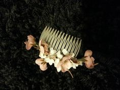 For bride's, bride's maid's, or flower girl's hair