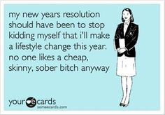 Resolutions. Sometimes You Have to Get Creative