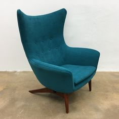 Model 207 lounge chair by Henry W. Klein for Bramin, 1960s