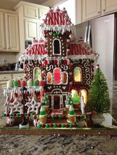 Gingerbread Houses: Tips & Tricks