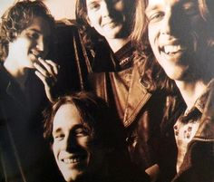Jeff Buckley and band (Michael Tighe, Mick Grøndahl and Matt Johnson)  :_)