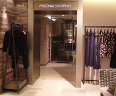 Stylist and personal shopping