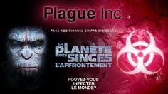 Planète des Singes - Plague Inc