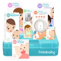 Fridababy prepares parents for common baby problems big and small by providing innovative, easy to use tools that get the job done in a safe, efficient way. Baby Must Haves, Carters Baby Girl, Diaper Bag Backpack, Used Tools, Get The Job, Pretty Cool, Kids And Parenting, Dolls, Toddler Girls