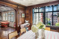 Gramercy Park's Medieval Lair Returns With a Larger Floorplan Asking Less - Curbed NYclockmenumore-arrow : The co-op on Gramercy Park North is now up for grabs as a combo pad asking $6.35M