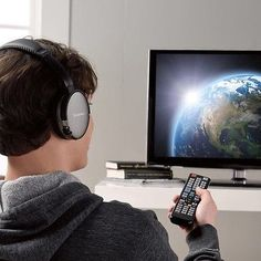 Brookstone Wireless TV Headphones Model 683417 - http://electronics.goshoppins.com/portable-audio-headphones/brookstone-wireless-tv-headphones-model-683417/