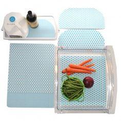 fridge pack - blue multi