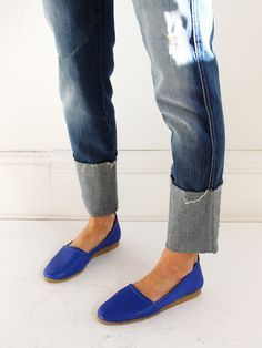 Mother Denim Pony Boy Fray Jeans - Rough it Up