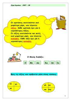 Learn Greek, Grammar, Elementary Schools, Education, Learning, Ideas, Primary School, Studying, Teaching