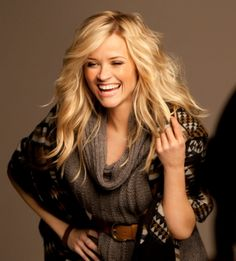 Reese Witherspoon, love her, and her hair!!!
