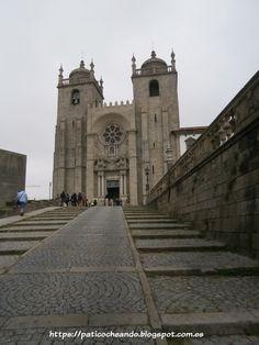 OPORTO: la catedral de Oporto, la Sé