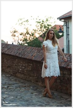 OOTD: Live, love, lace ~ By Dee make-up and more