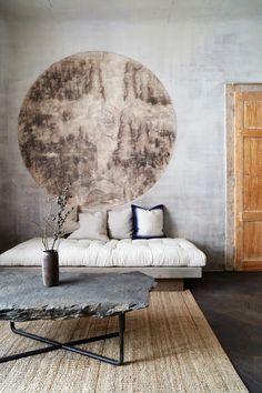 The Emerald - RicharDavidArchitekti Interior Design Living Room, Living Room Designs, Living Spaces, Ms Project, Zen Interiors, Casa Loft, Japanese Interior, Deco Design, Design Trends