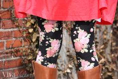 Love these Agnes & Dora leggings! + Giveaway going on now