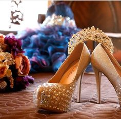 The Shoes for the Quinceanera | Quinceanera Ideas |