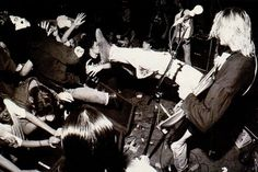 Nirvana: The 1994 Cover Story on Kurt Cobain's Death, 'Into the Black' | SPIN