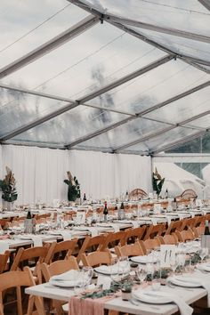 whitewash timber tables, Wooden padded folding chairs, Clear roof marquee Timber Table, Party Hire, Catering Equipment, Coast, Whitewash, Wall, Tables, Wood Desk, Mesas