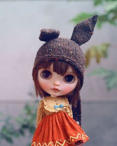 Wish all of you a happy spring festival ❤❤ #cheriebabette #blythe #customblythe #doll #k07 #k07doll