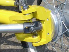 Велоприцепы, велотележки, веломобили, трайки. Прицеп к велосипеду, грузовая тележка - предназначены для транспортировки грузов. Это расширение возможностей применения велосипеда.
