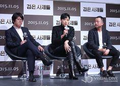 영화 검은 사제들 제작보고회 [포토] #Movie / #Photo ⓒ 비주얼다이브 무단 복사·전재·재배포 금지