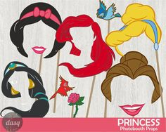 Hey, I found this really awesome Etsy listing at https://www.etsy.com/listing/204837402/instant-download-princess-photo-booth