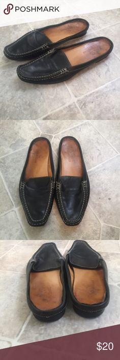 Cole Haan flats #D20578 extremely nice black leather flat light wear Cole Haan Shoes Flats & Loafers