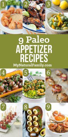 Paleo Appetizer Recipes