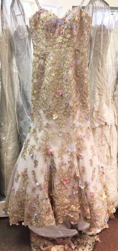 Ian Stuart Papillon, $2,199 Size: 10 | Sample Wedding Dresses