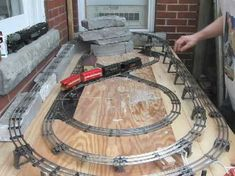 Image result for o gauge train layouts