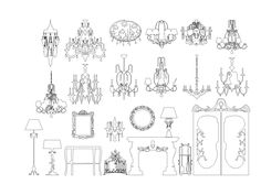 1000 images about autocad 3d on - Tavolo con sedie dwg ...